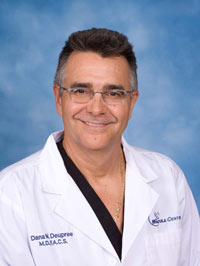 Retina specialist eye doctor in Tampa Bay area of Florida. Dana Deupree, MD - located in Clearwater