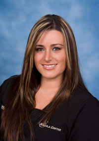 Tiffany Griner - ophthalmic technician and surgical tech