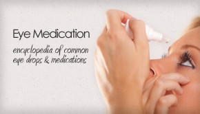 common eye medications