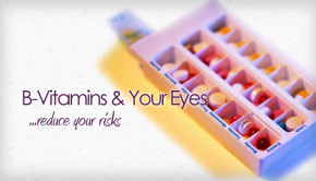 B-vitamins and macular degeneration