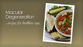 macular degeneration foods and recipes