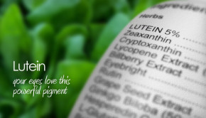 Lutein for the eyes