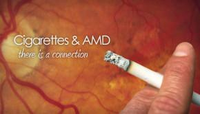 Cigarette smoking and vision loss
