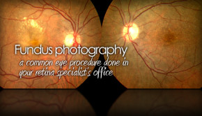 Fundus photography