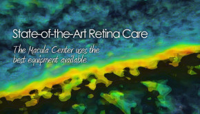State of the art eye care and retina surgery