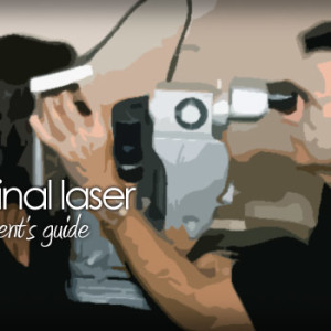 Retinal laser surgery
