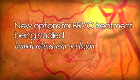 Treating macular edema from BRVO