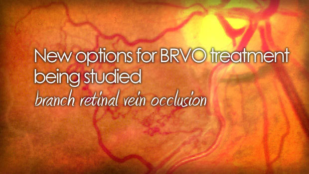 Retinal vein occlusion Anti-VEGF vs. steroids for Retinal ...