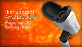 ForeseeHome macular degeneration monitor